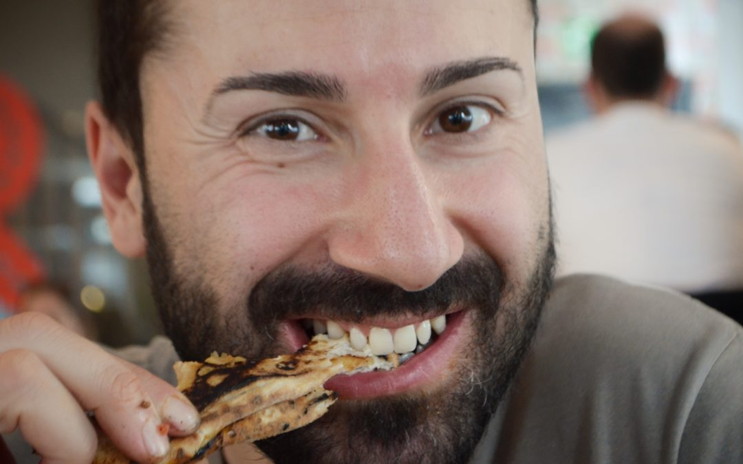 Travel blogger italiani: intervista a Giuseppe D'Angelo di Pizza DIXIT