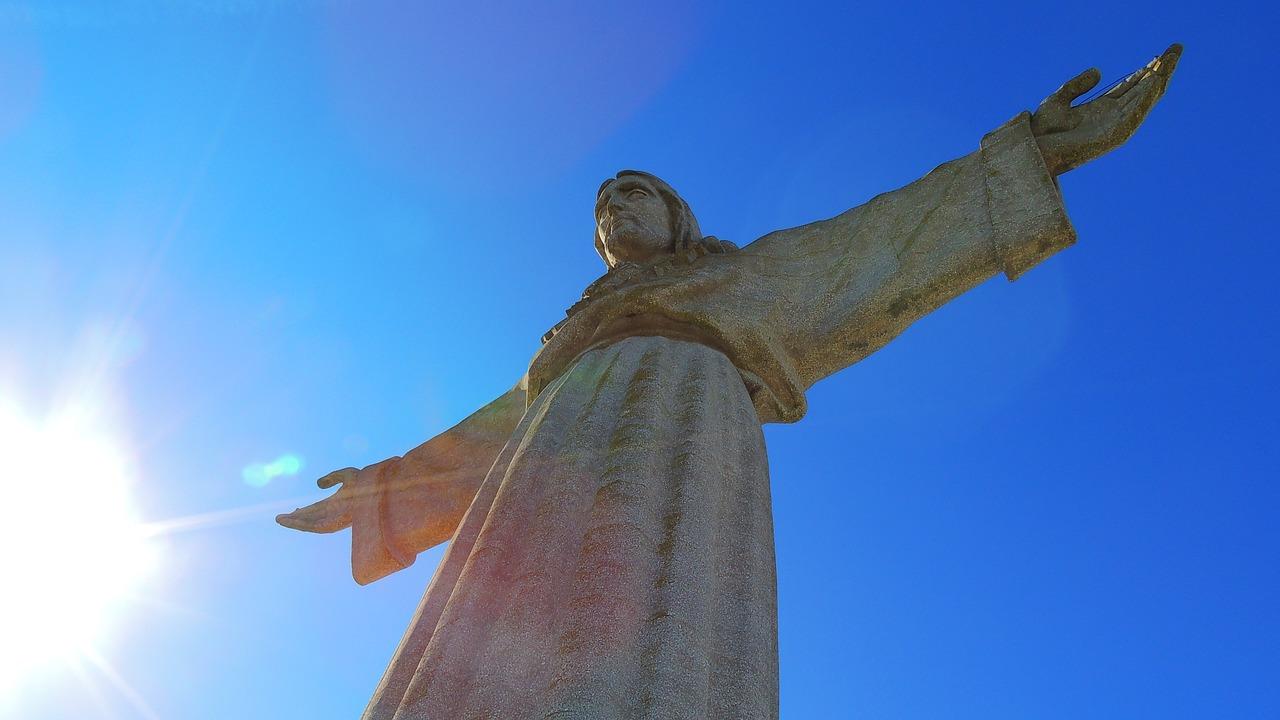 cristo re di Lisbona