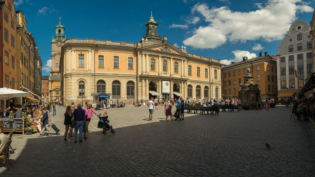 Museo Nobel Stoccolma