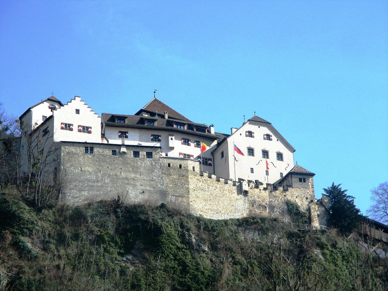 castello di vaduz