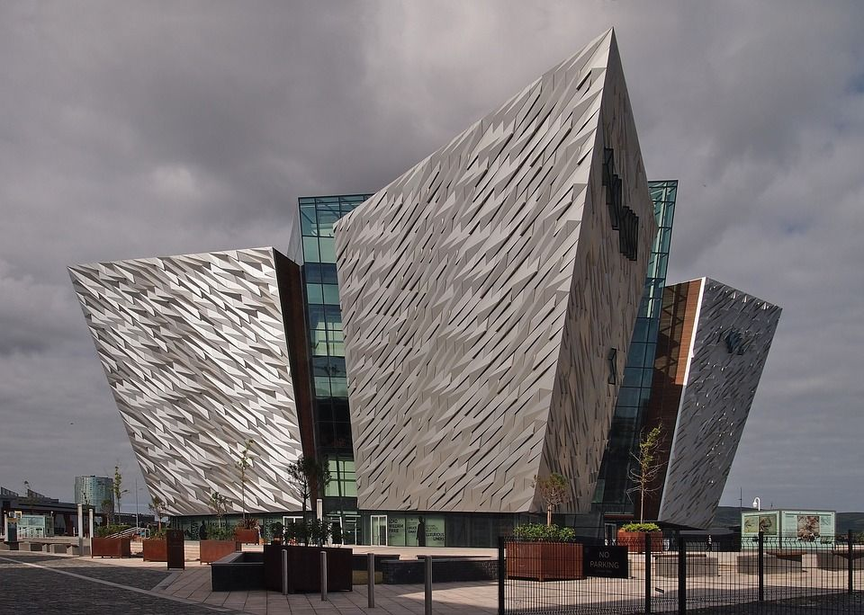 il museo del titanic
