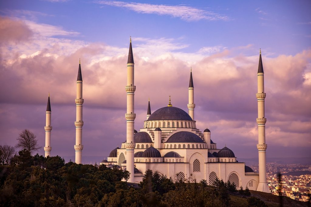 Moschea Cami Intanbul