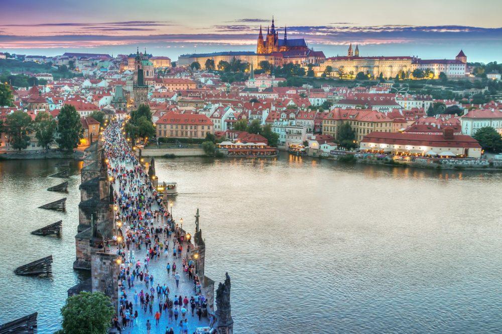 La bellezza di Praga, protetta dall'Unesco