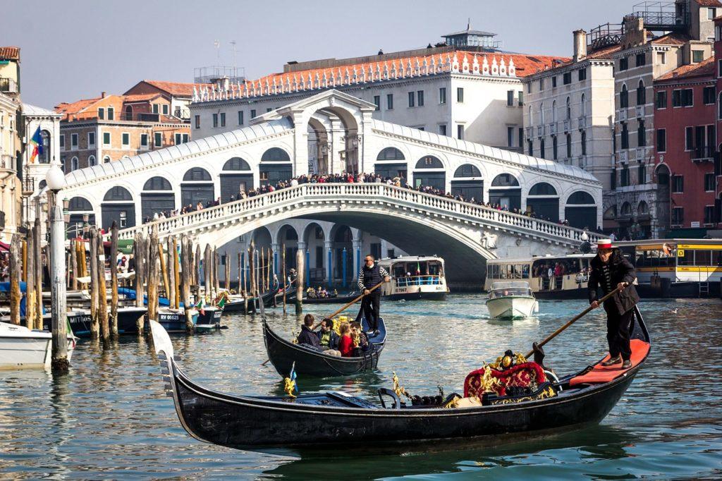 Venezia luoghi di interesse