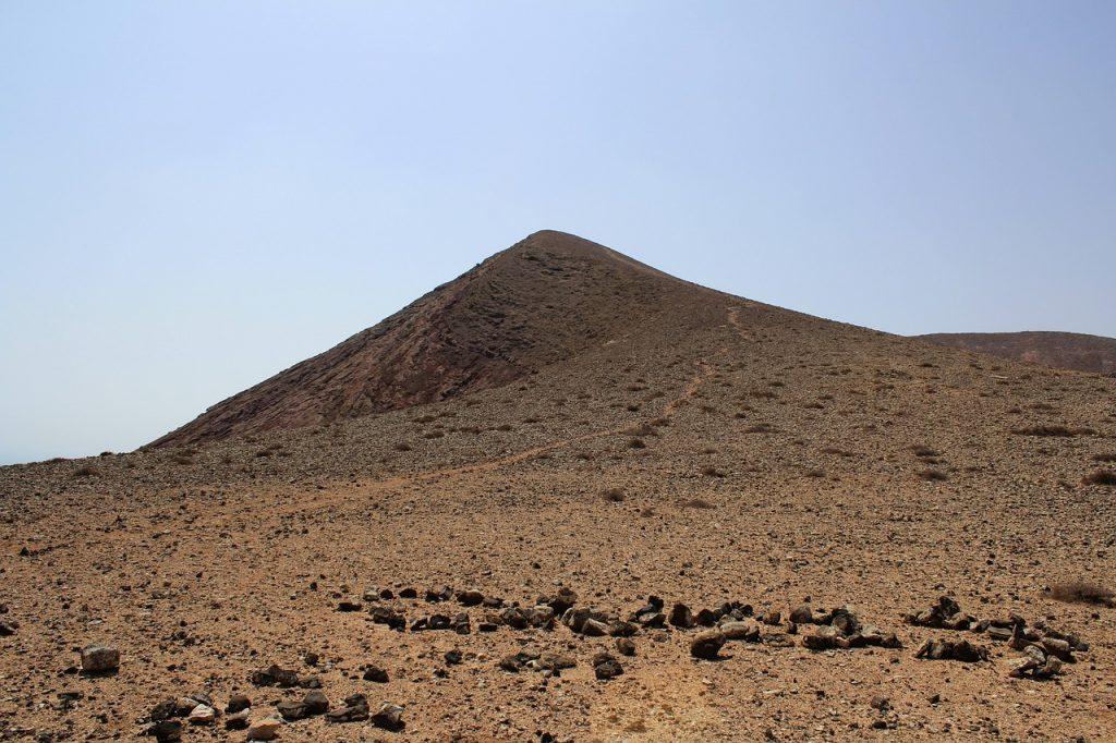 Vulcano di Caldera de Gairia