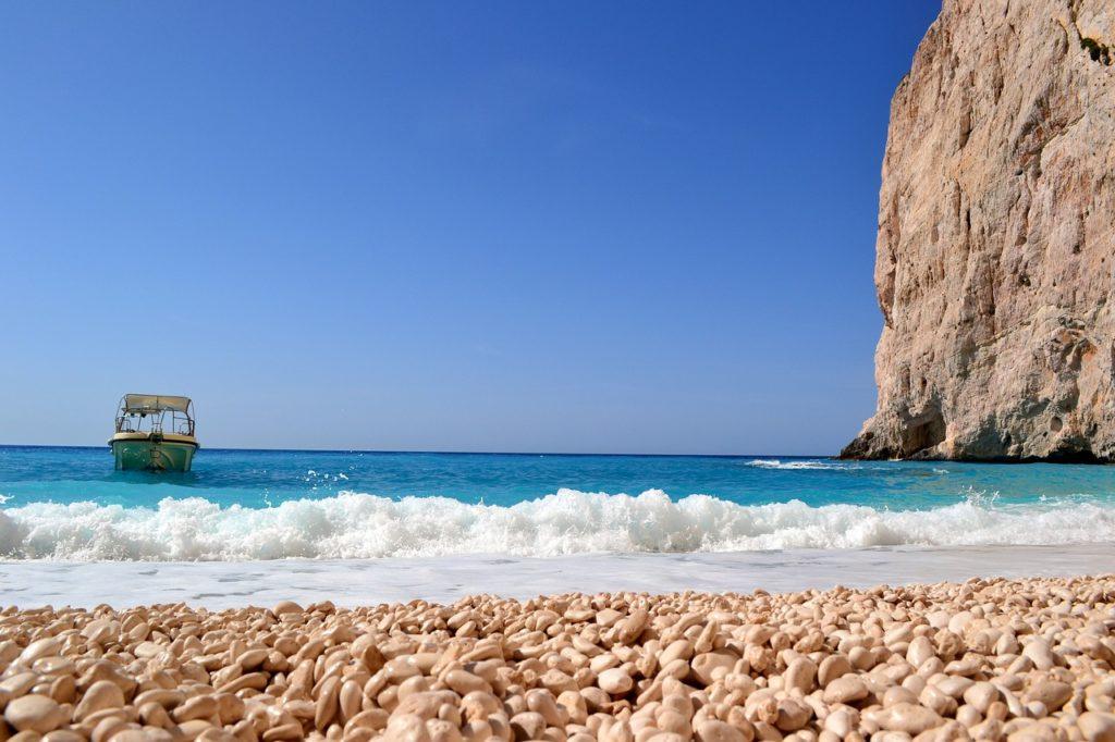 zante spiagge