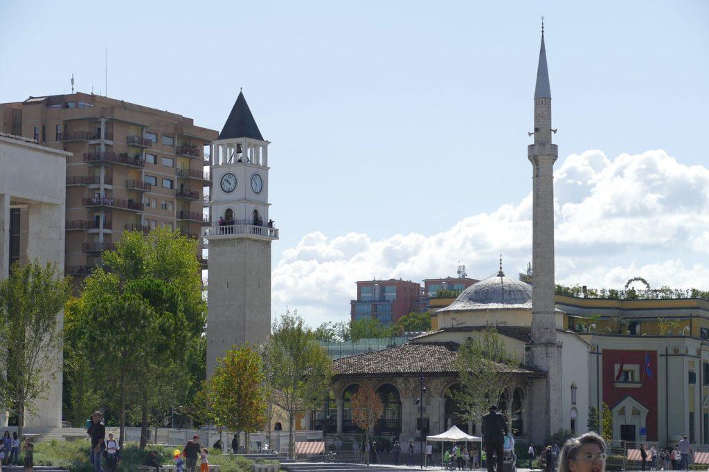 moschea tirana