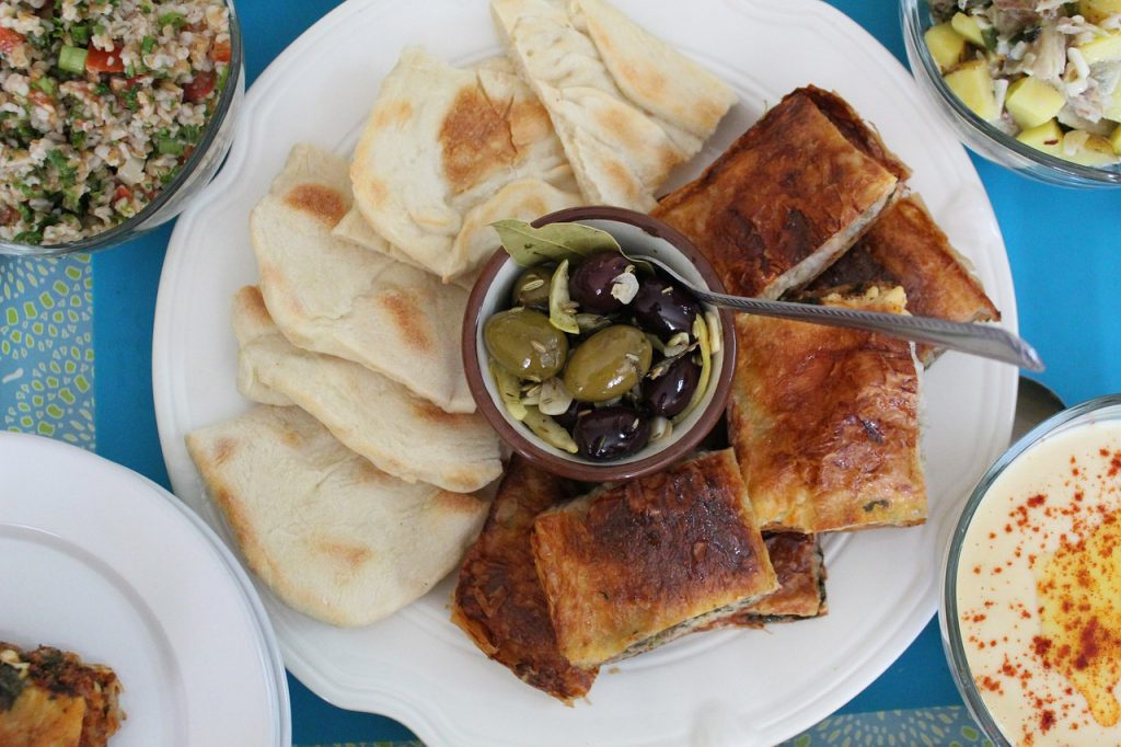 piatto tipico albanese