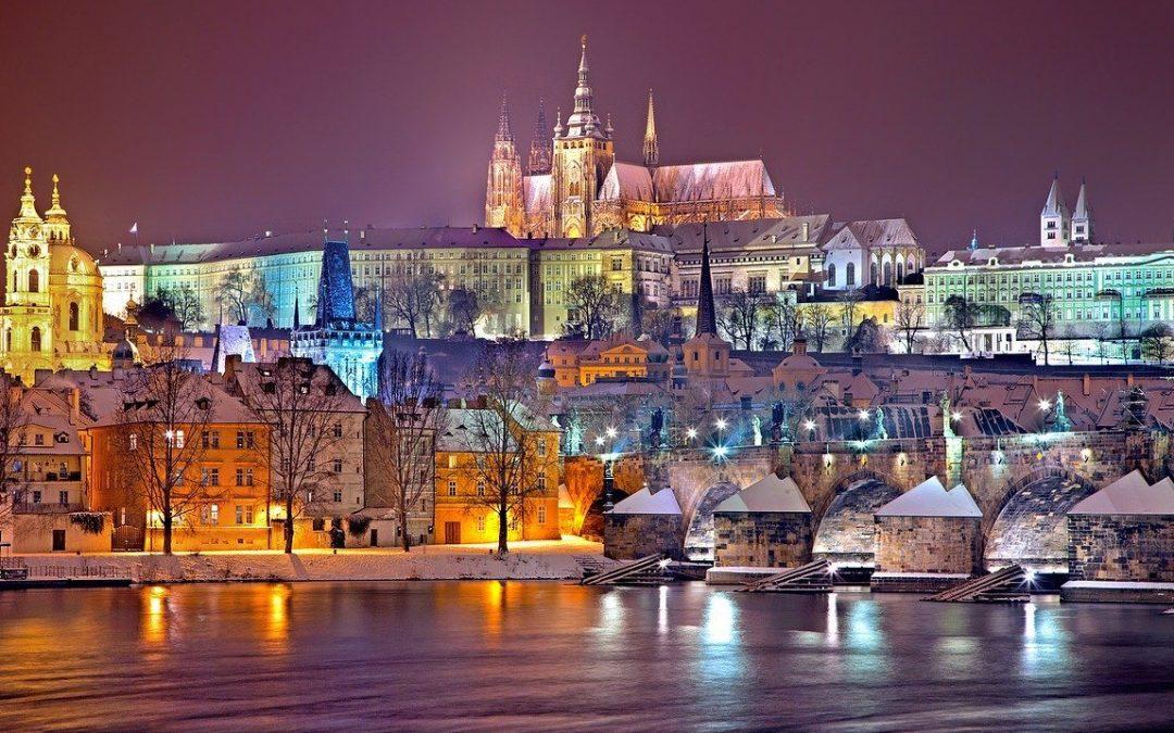 Il vostro viaggio romantico a Praga: 5 cose da fare in coppia