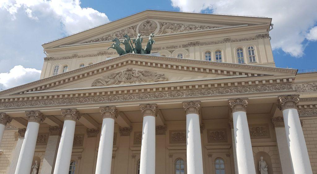 teatro bolshoi, mosca