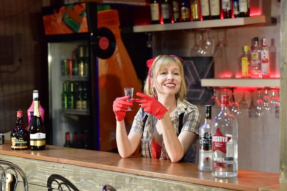 Dalla Russia con purezza: la vodka
