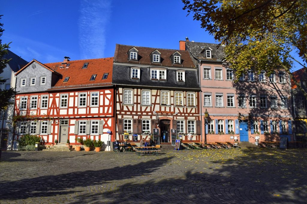 centro storico francoforte