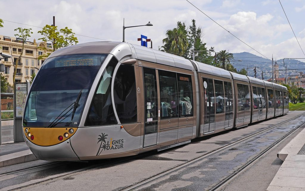 tram nizza
