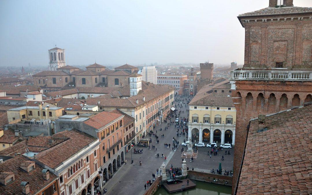 Vivere a Ferrara tra storia, cultura e buon cibo
