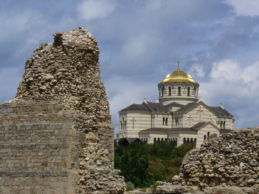 chiesa di san vladimir