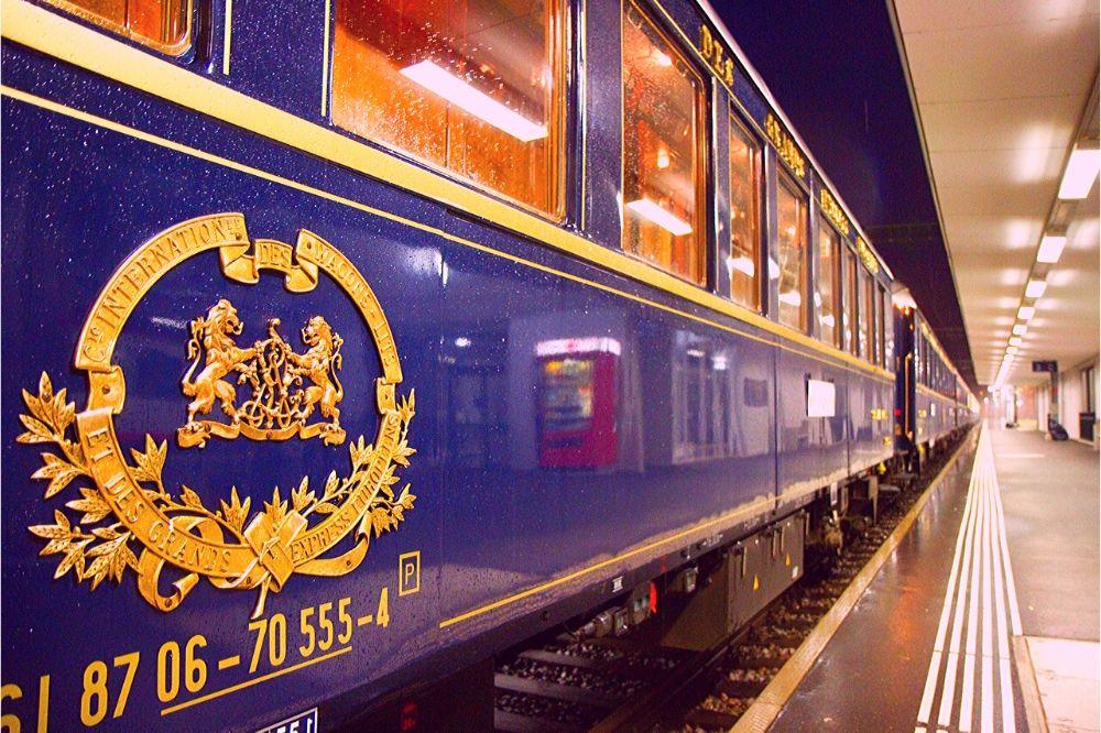 In viaggio con l'Orient Express