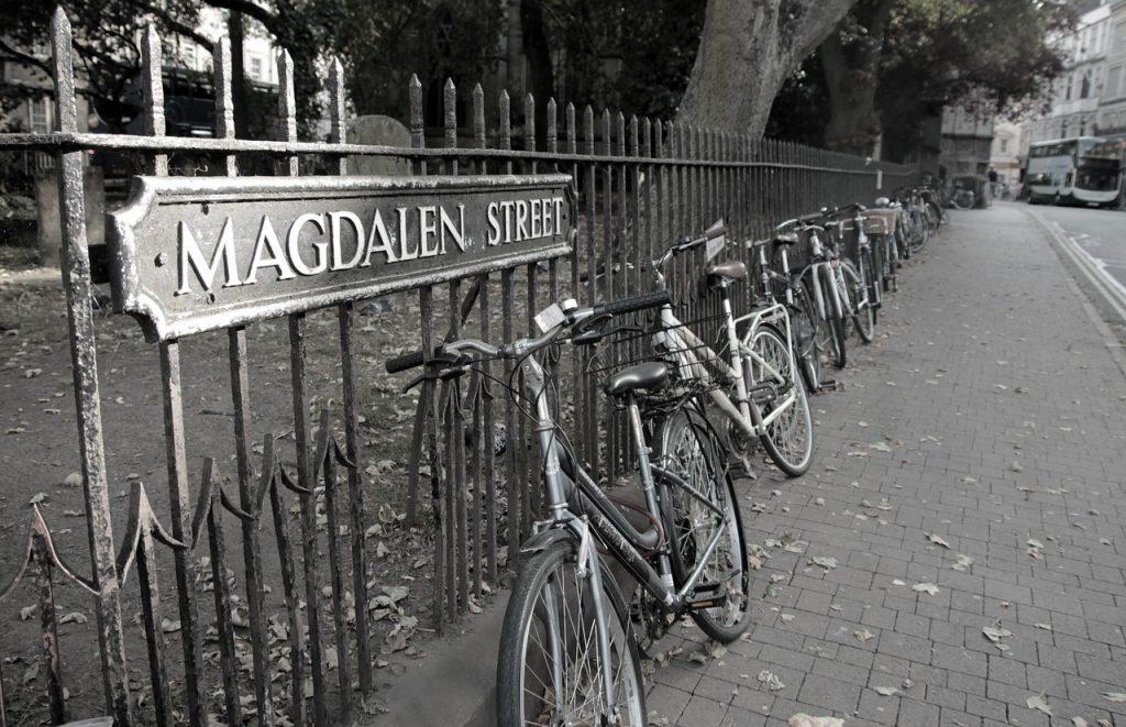 oxford in bici