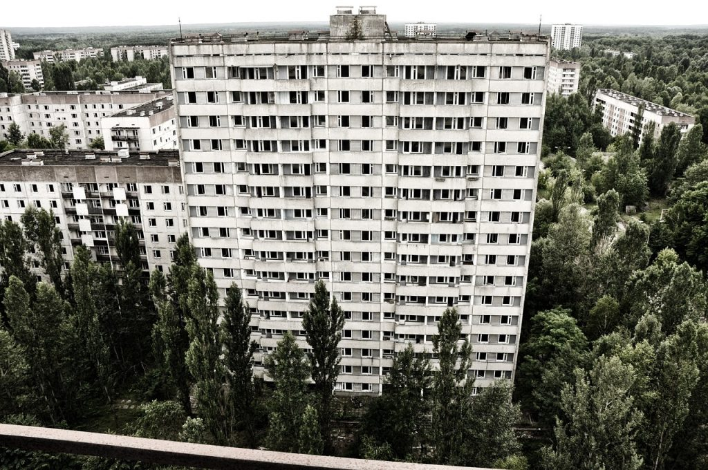 pripyat oggi