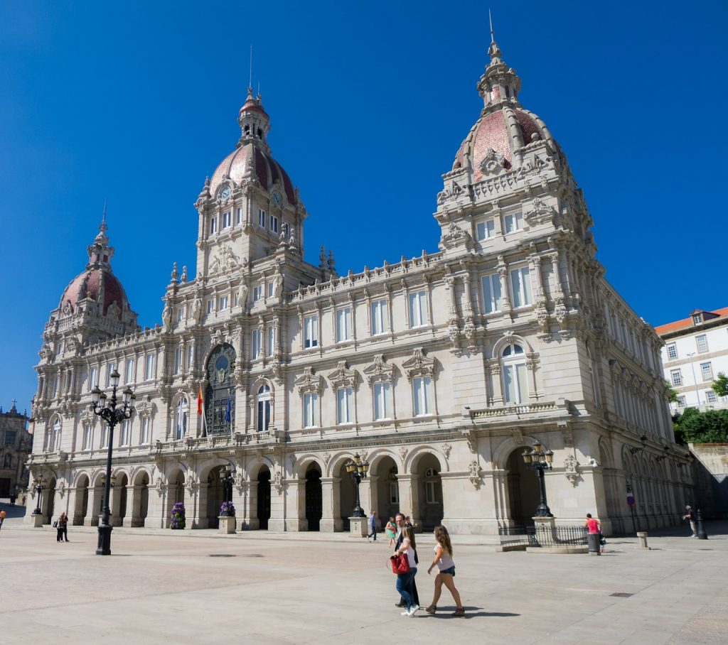 municipio La Coruña