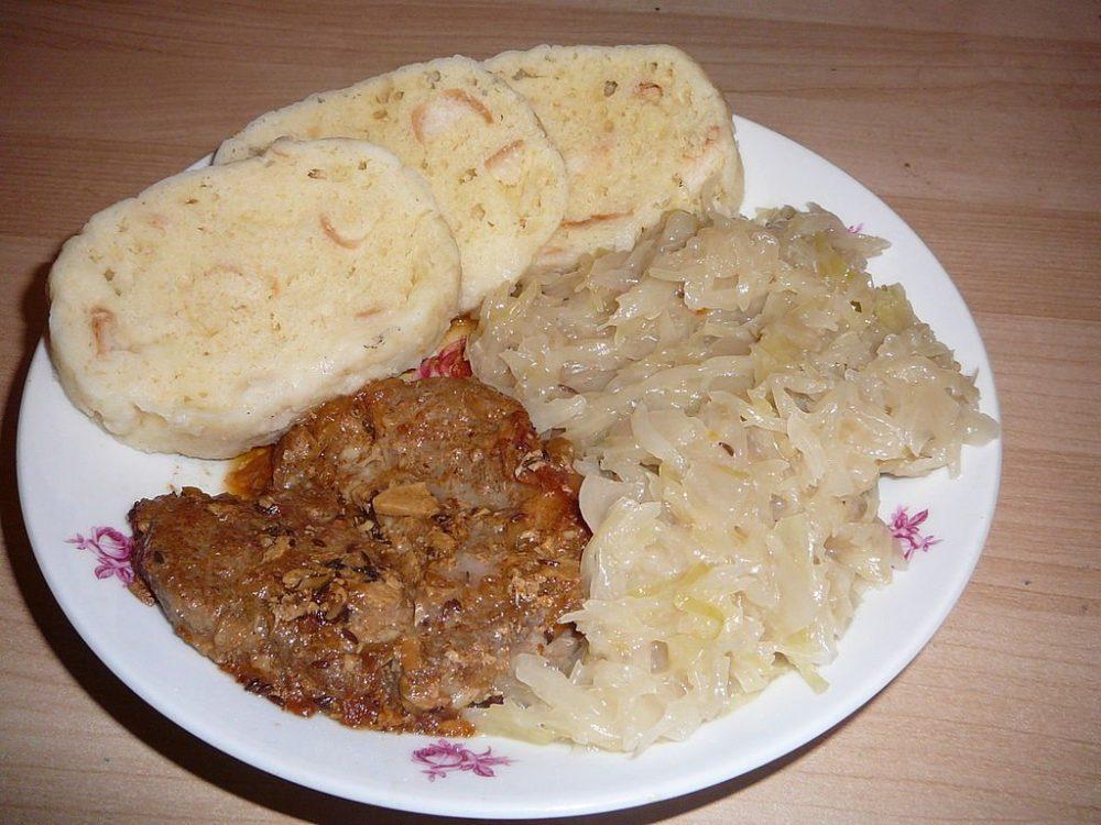 piatto tipico ceco