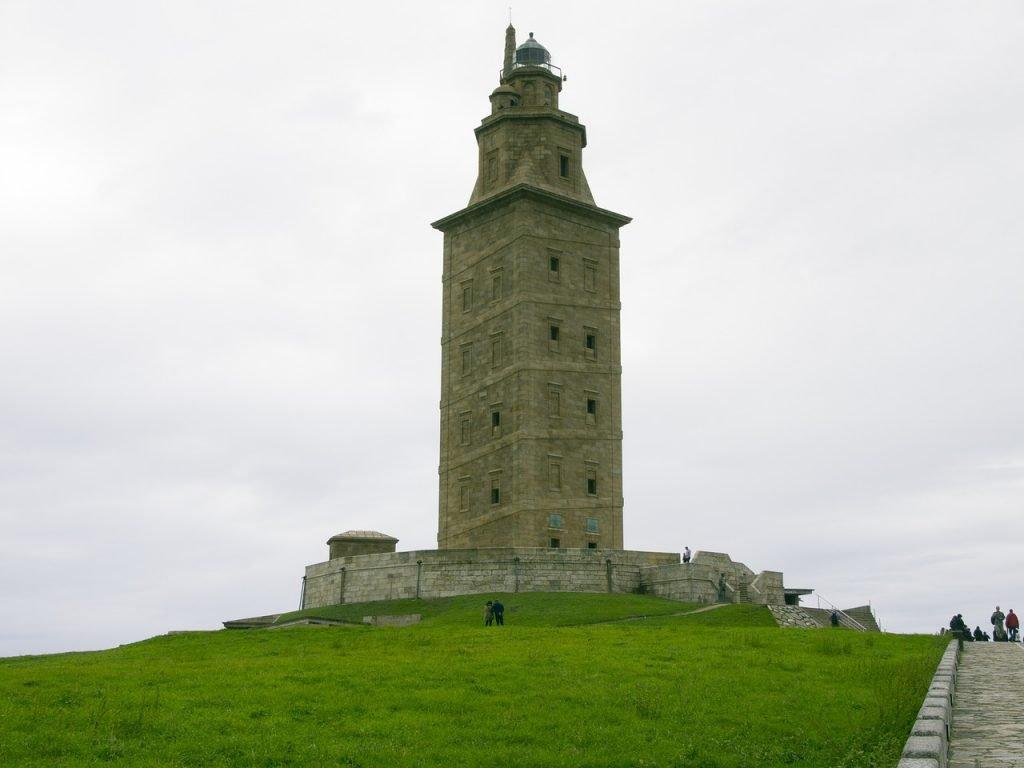torre dell'Ercole la coruna