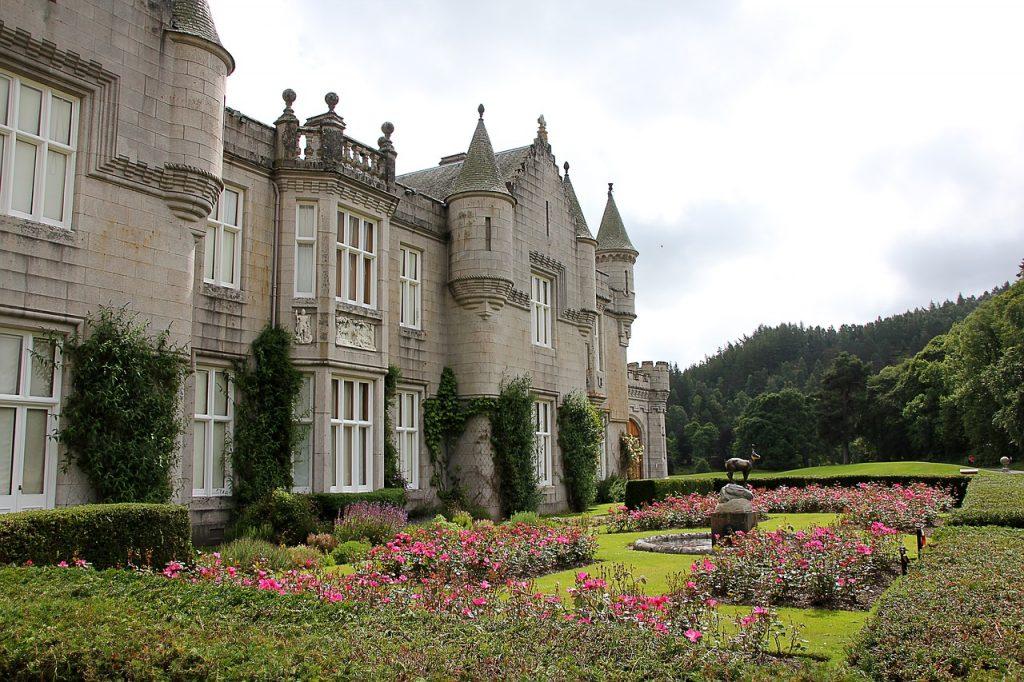 Balmoral castello scozia