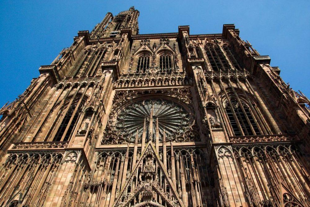 cattedrale di strasburgo