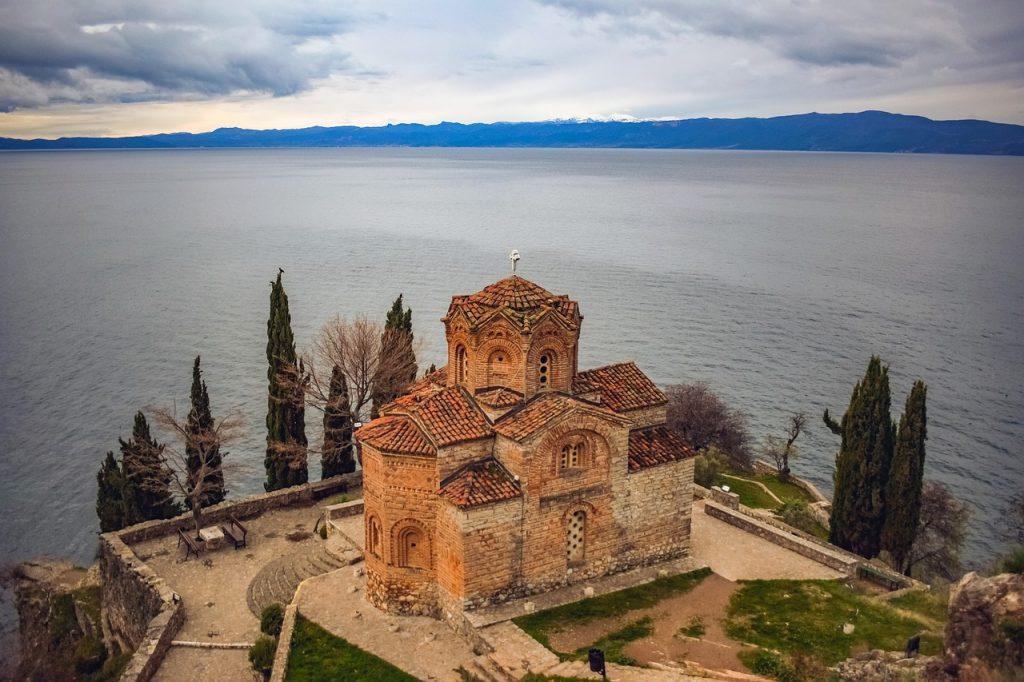 lago-ohrid macedonia