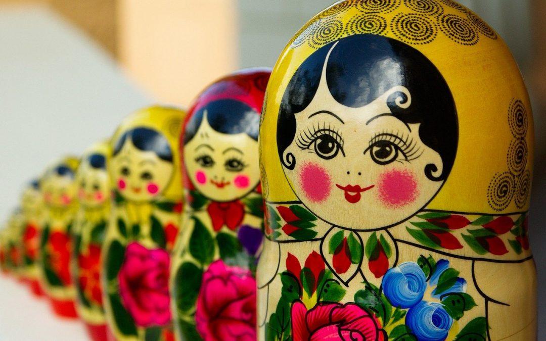 La tradizione russa della Matrioska