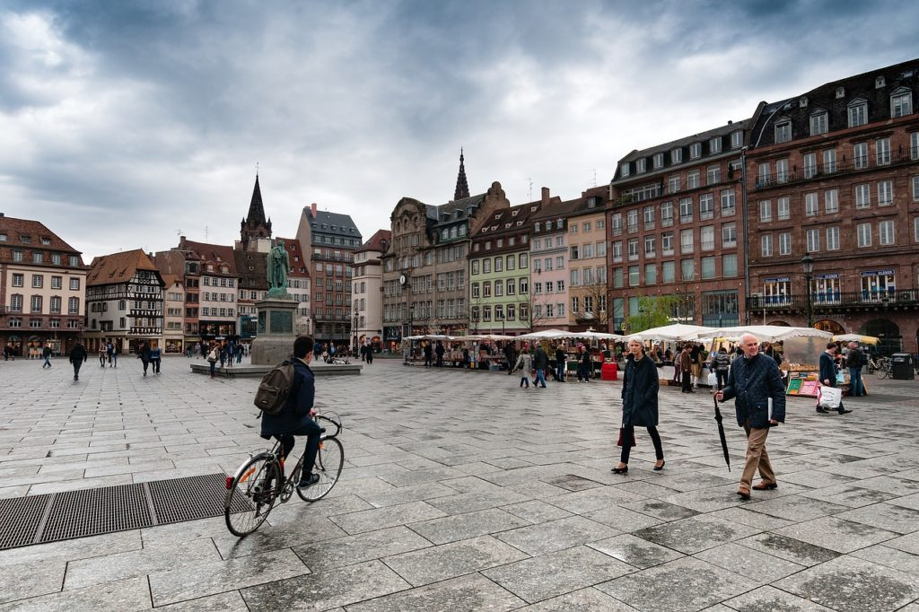 piazza kleber strasburgo