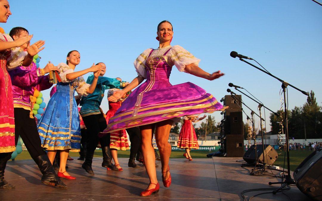 Danze Popolari Russe: la Trojka