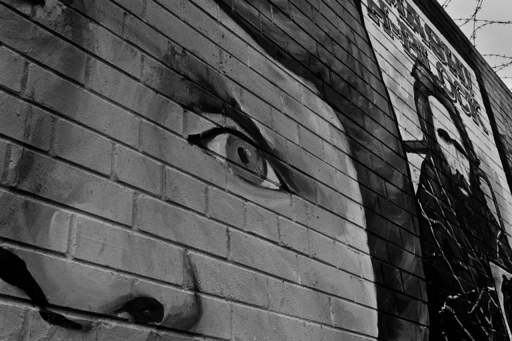 belfast foto murales