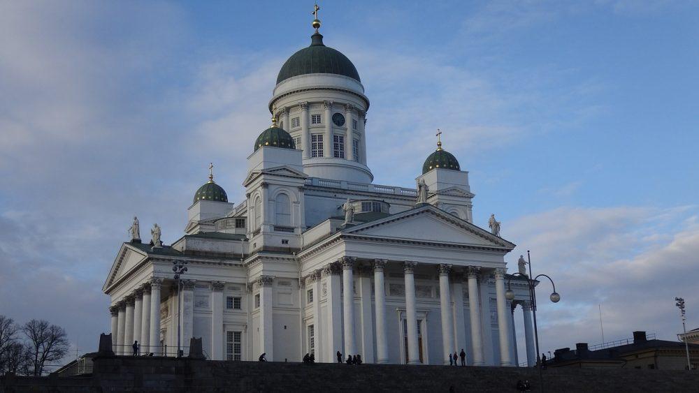 capitale della finlandia