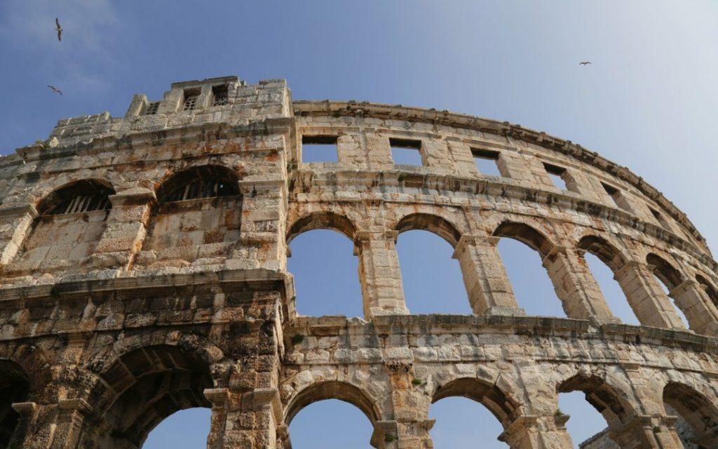 colosseo roma foto