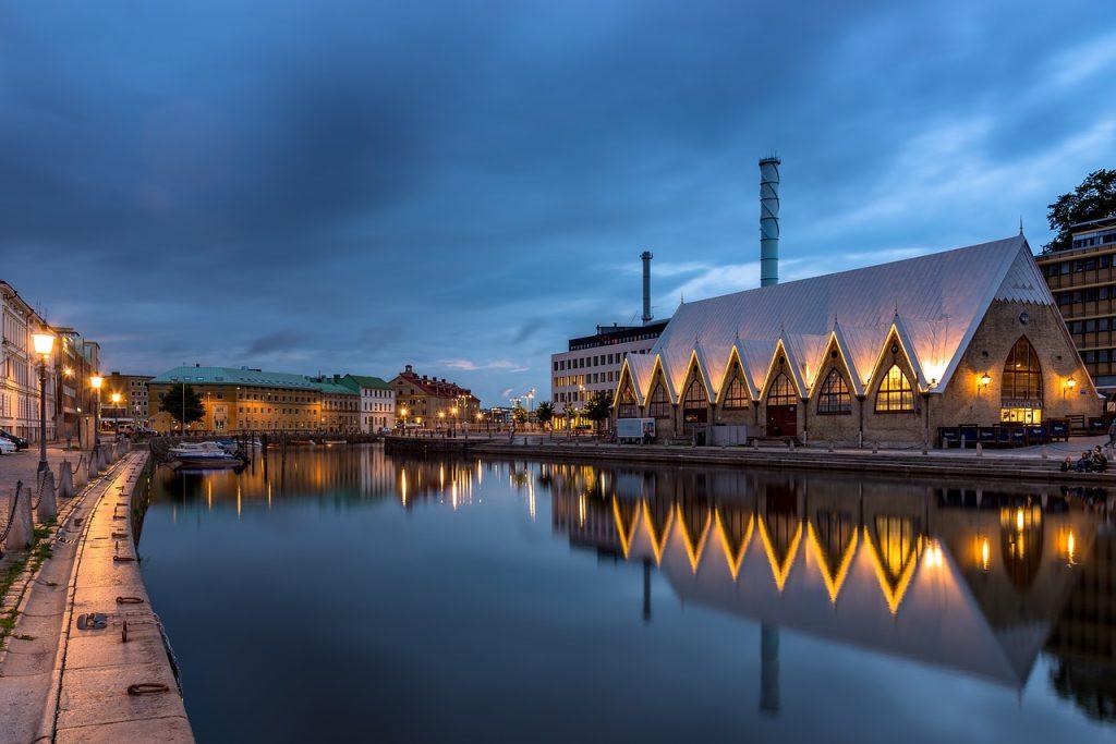 goteborg città