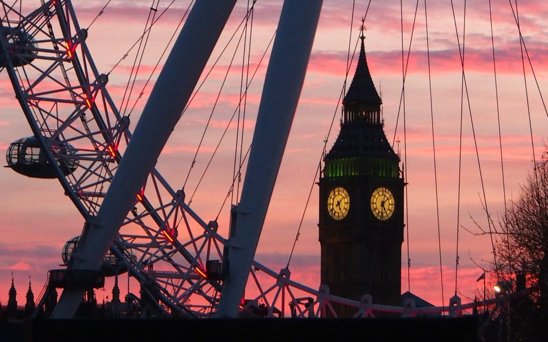 Viaggio a Londra, la capitale inglese