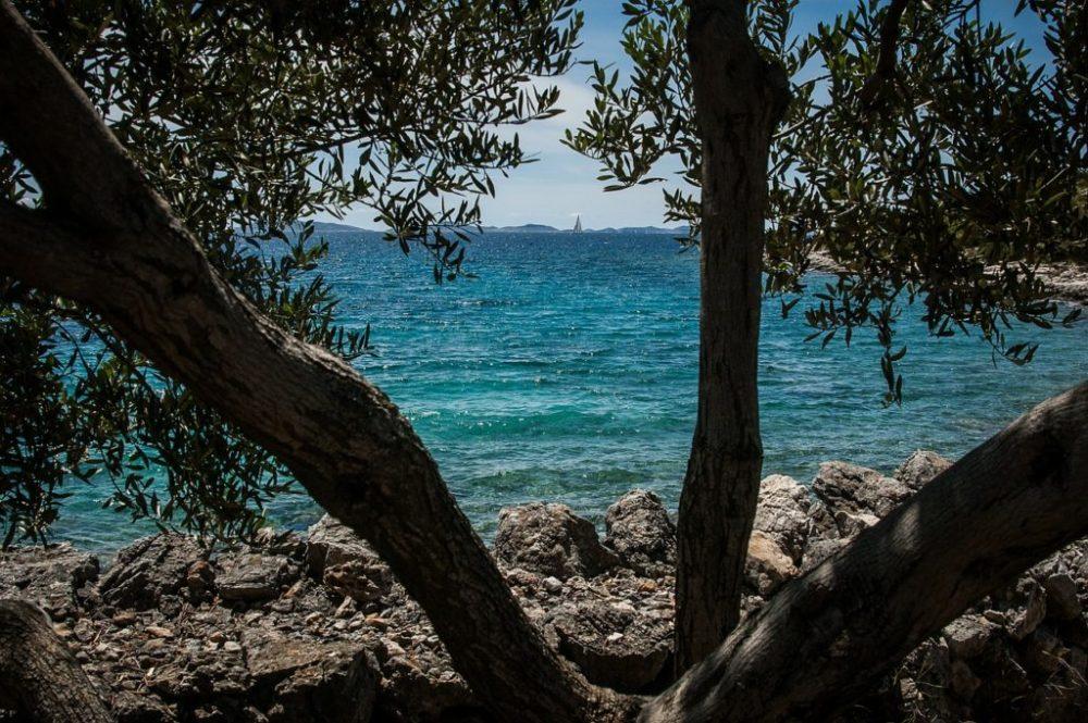mare croazia spiaggia