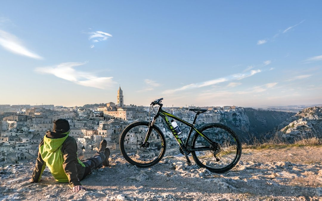4 tour per visitare Matera in bici
