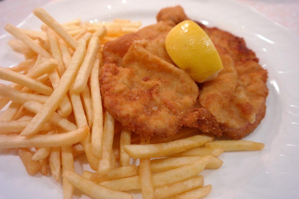 cotoletta e patate
