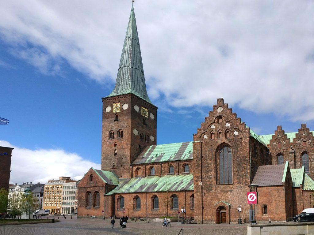 aarhus cattedrale di san clemente