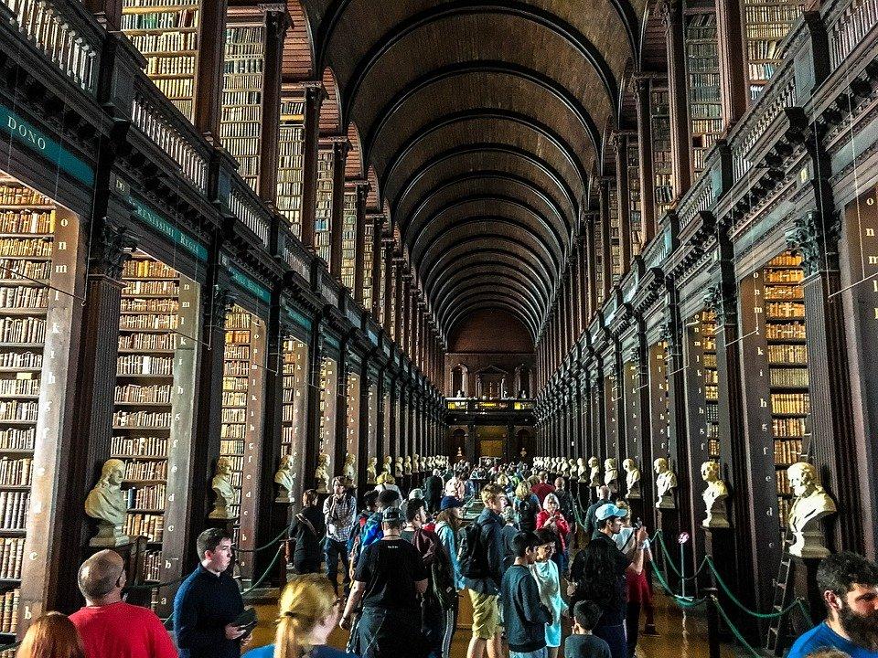dublino biblioteca