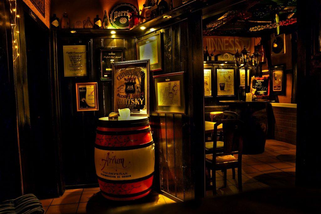 pub irlandese