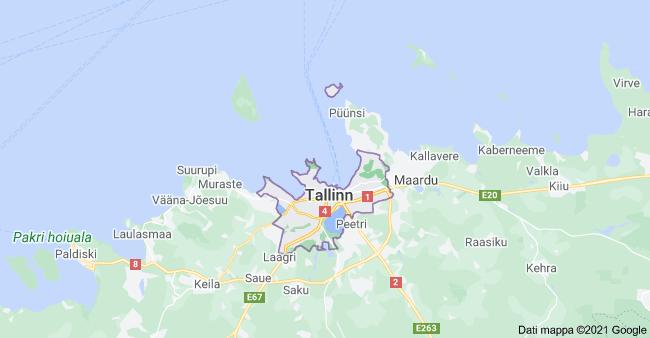 mappa tallinn