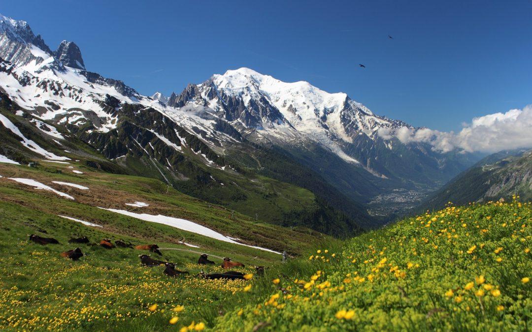 Montagne più alte d'Europa