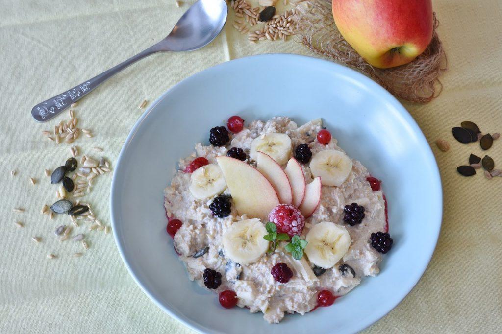 porridge foto