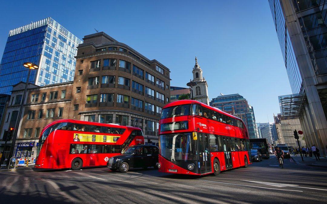 Come muoversi a Londra