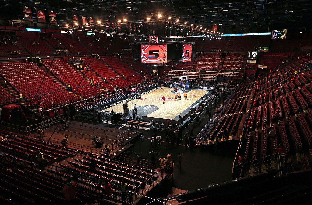 Basket e Turismo: i palazzetti più belli d'Europa