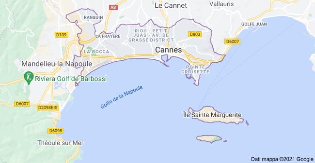 mappa cannes